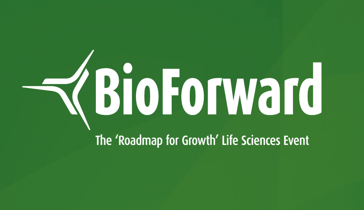 Bioforward logo - the roadmap for growth life sciences event